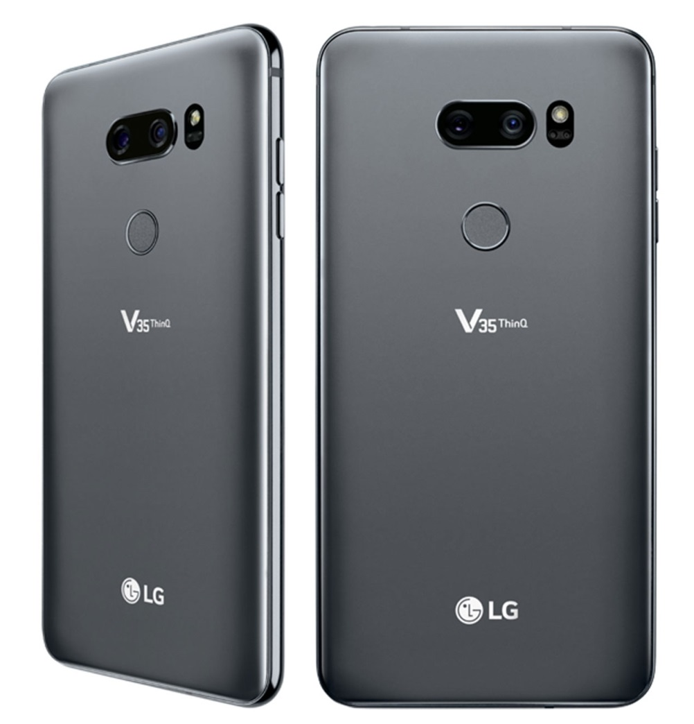 LG V35 ThinQ is an AT&T exclusive and is coming to Google