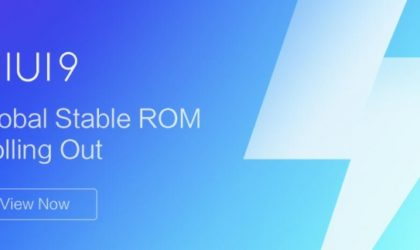 MIUI 9.5 update for the Redmi 4, Redmi 5, Redmi 5 Plus and Redmi Note 5 hits download