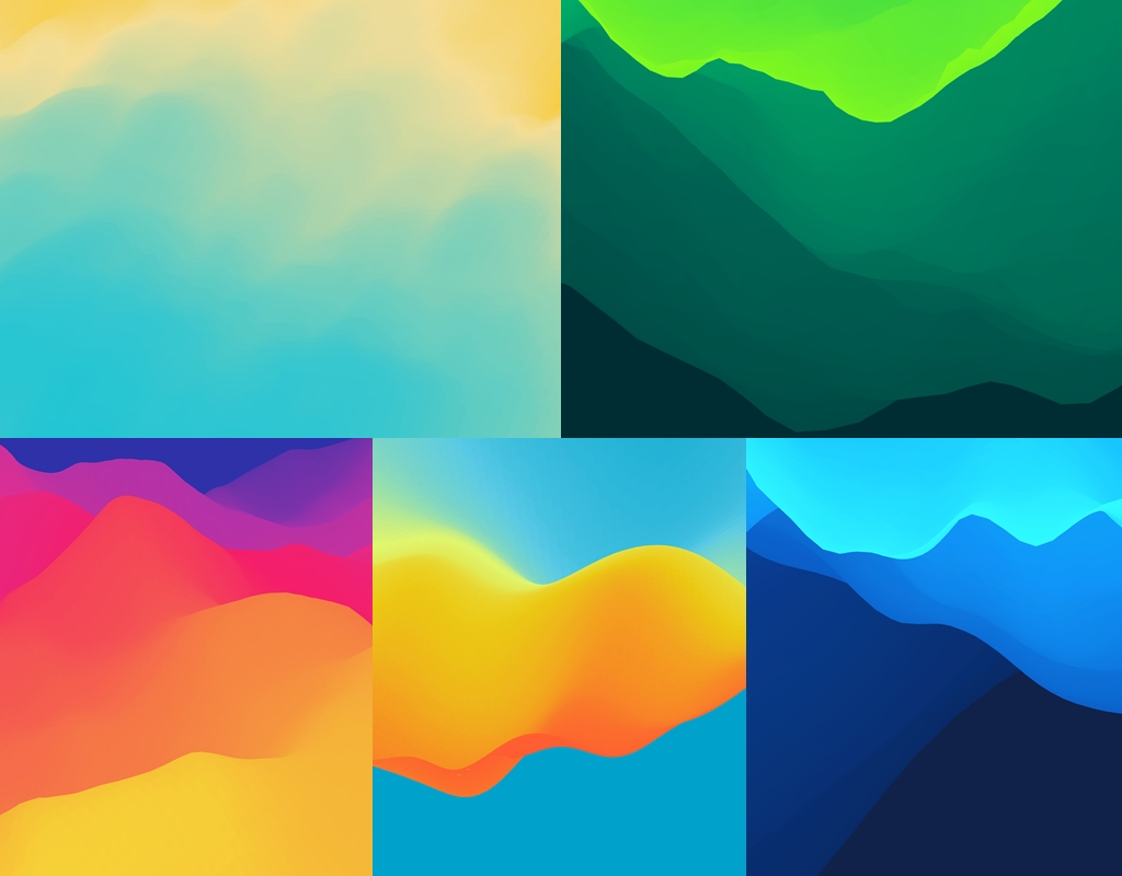 Download Flyme 7 and Meizu M15 stock wallpaper