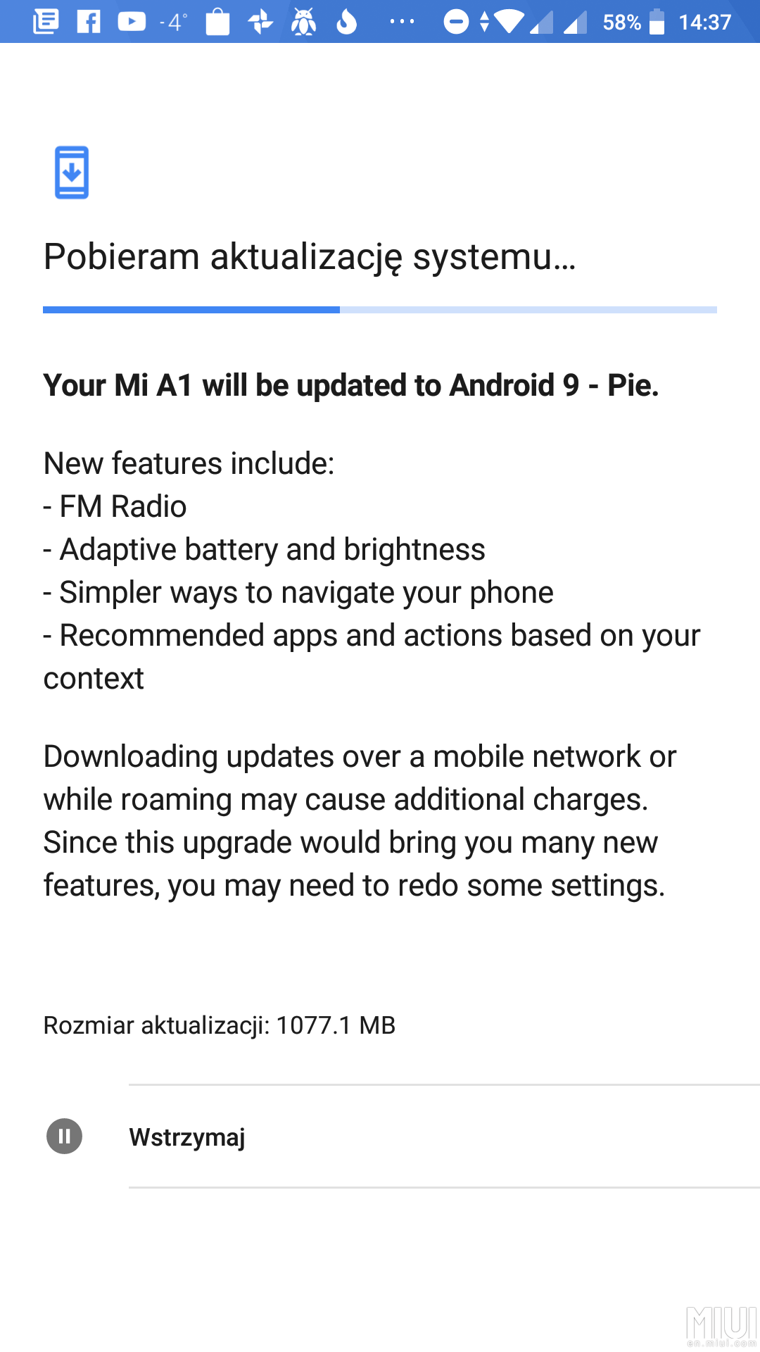 Xiaomi Mi A1 update: ROM 10 0 4 released, fixes issues with