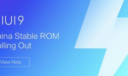Xiaomi Mi Max 2 gets MIUI 9.5 update