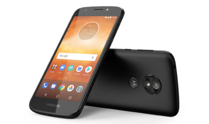 Verizon Moto E5 Play update brings Bluetooth fix, improved audio and video performance, and more