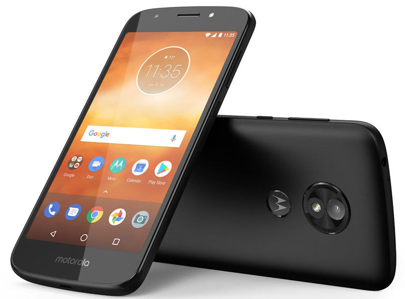 Motorola Moto E5 Play Android 10 update, security updates