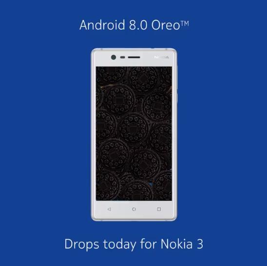 Nokia 3 update