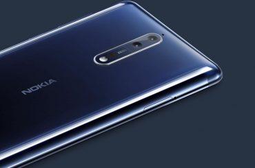 Nokia 8 root
