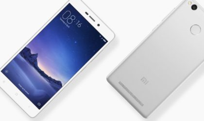 Xiaomi Redmi 3 Pie update: MIUI 10.1.1 stable and beta 9.1.24 now rolling out [download]