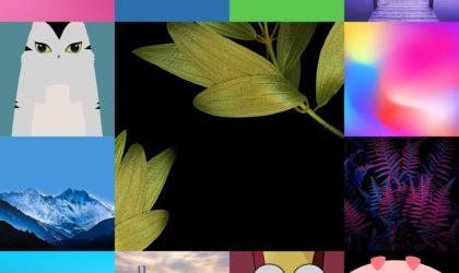 Download Vivo Y85 stock wallpaper