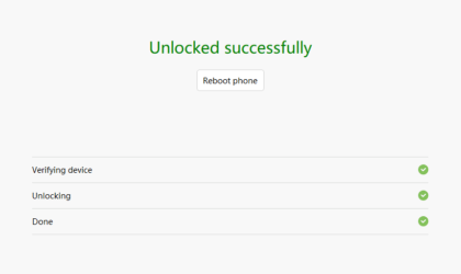 How to solve the error 86006 problem to unlock Xiaomi bootloader without binding the phone number