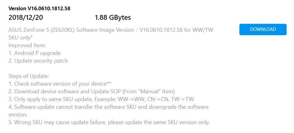 Android 4. 3 update for asus transformer pad tf701t (v10. 26. 1. 7.