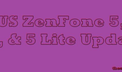 Asus ZenFone 5, 5Z and 5 Lite update: New OTA rolling out with fixes for sound, incoming calls, and more