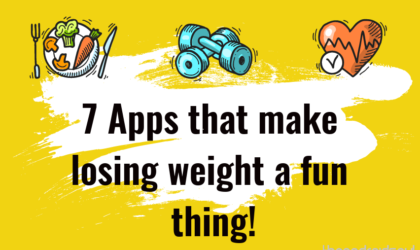 8 Android Apps that make losing weight a fun thing!