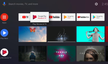 5 huge improvements Android P brings to Android TV
