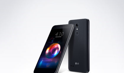LG X2 2018: A budget phone with a bunch of oldies