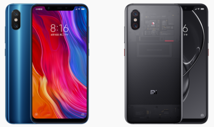 Xiaomi Mi 8, Mi 8 SE and Mi 8 EE: What you need to know