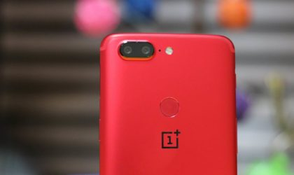 OxygenOS 5.1.2 out for the OnePlus 5 & 5T with May security patch, connectivity fix and more