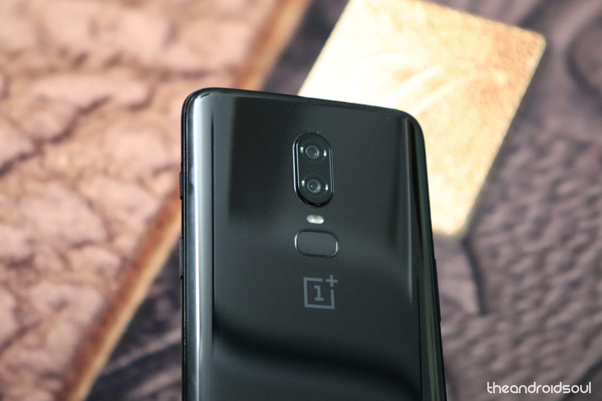 OnePlus 6 speed up
