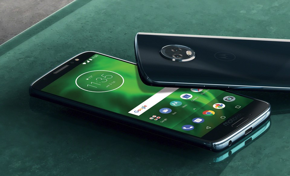 moto g6 issues