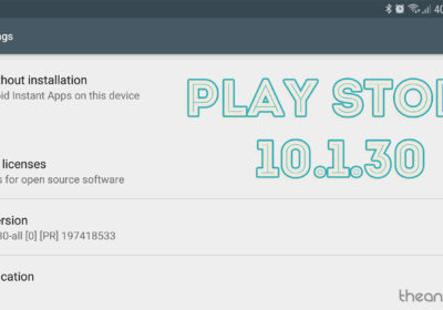 [Update: v10.2.05 too] Google updates the Play Store app again,