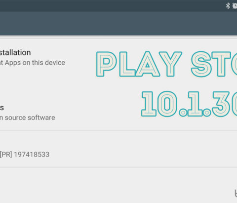 [Update: v10.2.05 too] Google updates the Play Store app again, version 10.1.30 now live [APK]