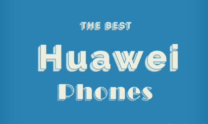 The best Huawei phones to buy in 2019