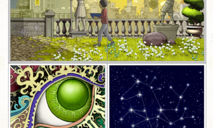 Gorogoa for Android is now available on Google Play Store