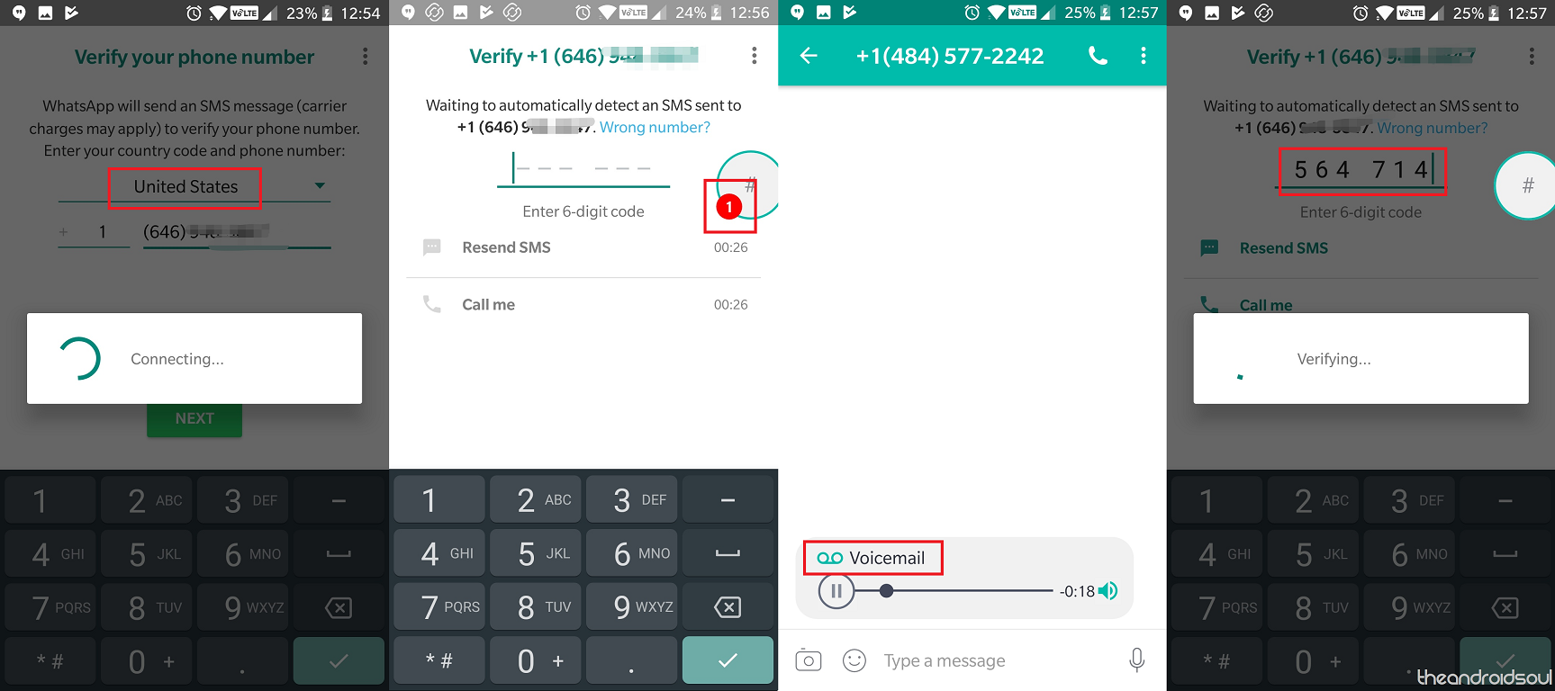 How to create a second WhatsApp account without actual mobile number