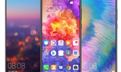 Huawei P20 update: EMUI 8.1 beta available in China; June patch available for all three too