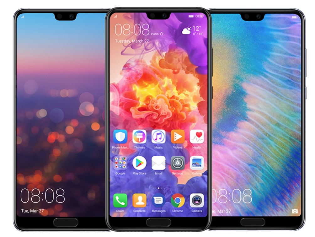 Huawei P20 and P20 Pro update: May 2019 security patch available in