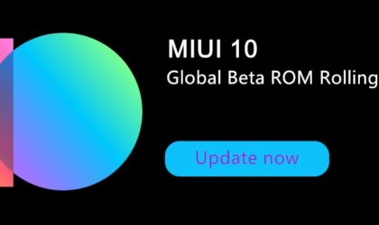 MIUI 10 global update now available for Mi MIX 2, Mi MIX 2S, Redmi S2, Redmi Note 5 and Note 5 Pro as beta 8.6.14 build