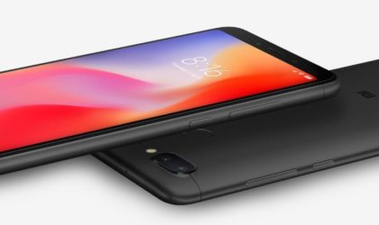 MIUI 10 stable update now available for global Redmi 6