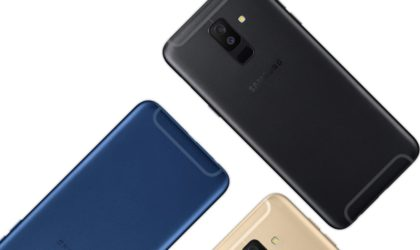 AT&T would sell the Samsung Galaxy A6 in the US