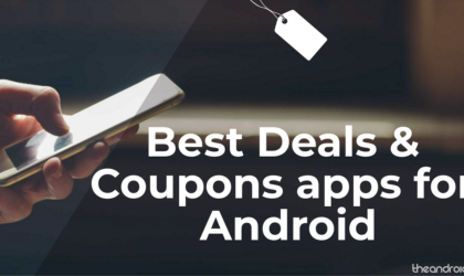Best Deals and Coupon apps for Android