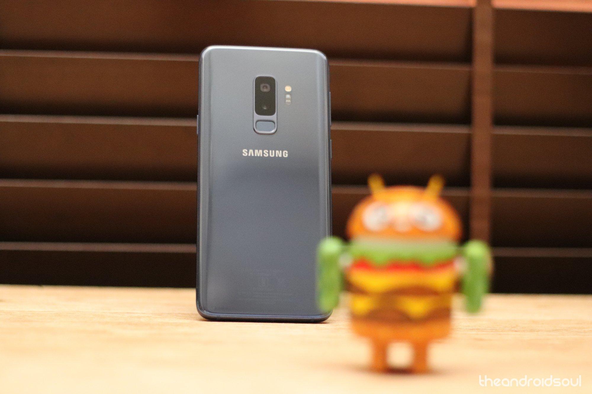 Verizon Galaxy S9 update