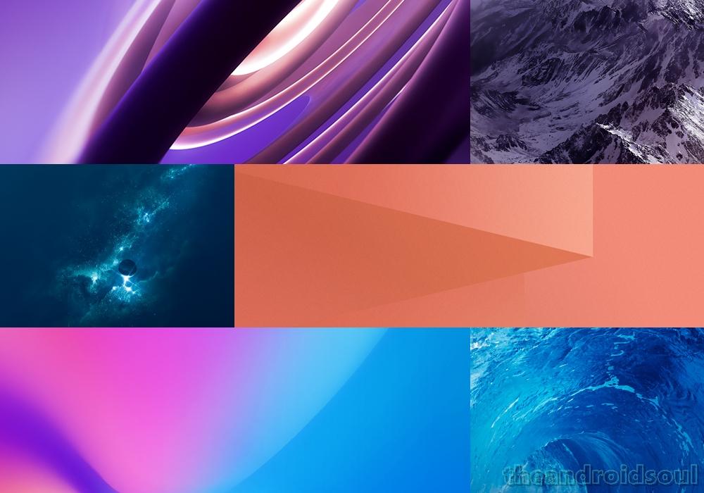 vivo NEX A Wallpapers: Download Vivo Nex Stock Wallpaper Pack