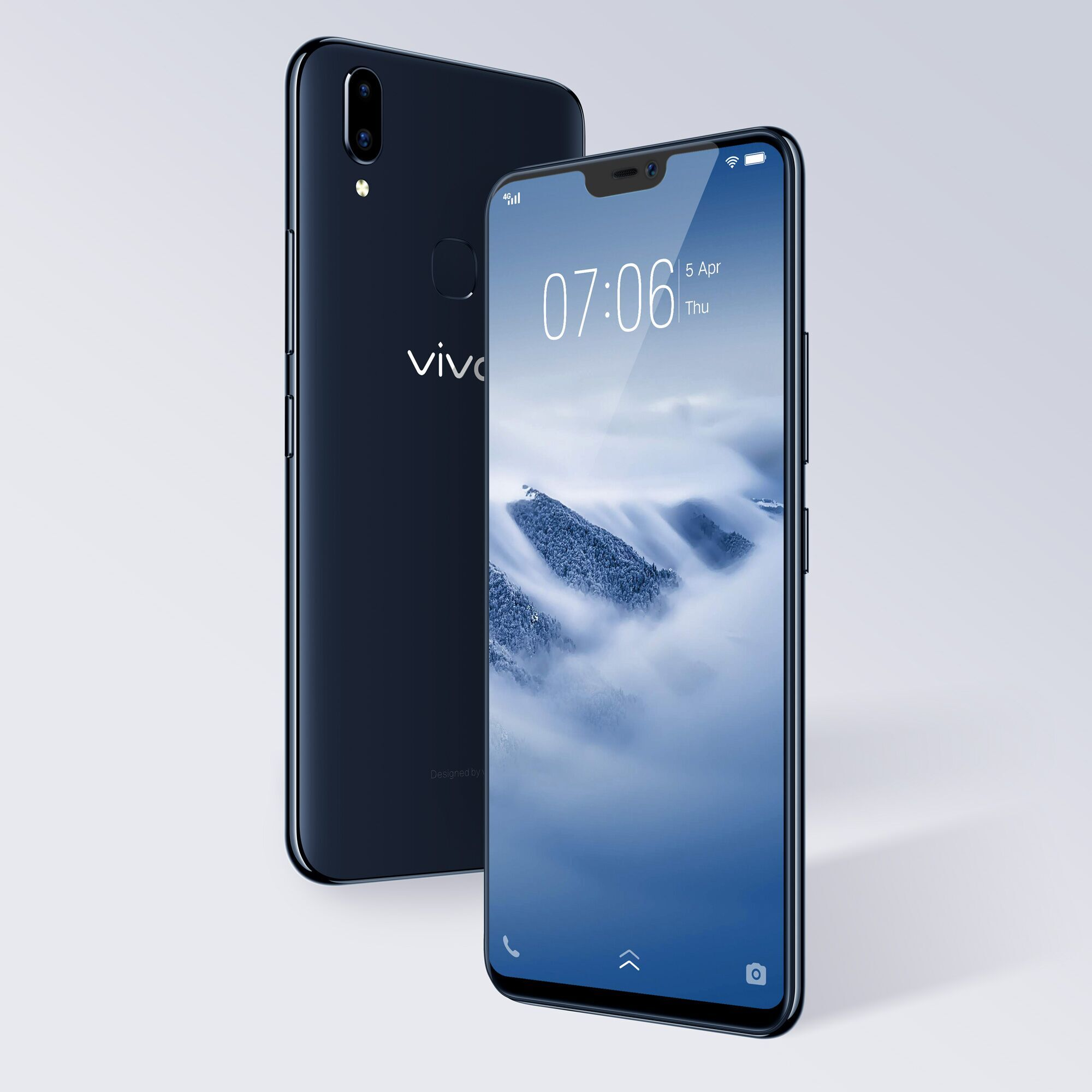 Vivo will go down in the books of history as the first smartphone vendor to unveil a smartphone with an in display fingerprint scanner