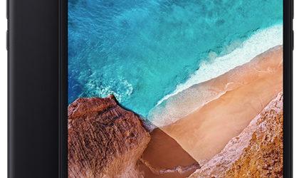 Xiaomi Mi Pad 4 receives MIUI 10 update too