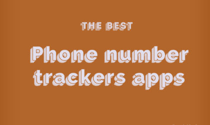 The best phone number tracker apps with location data