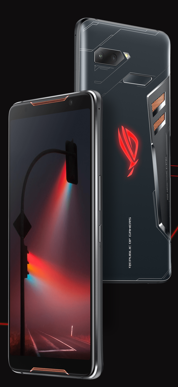 Asus ROG phone: U.S. launch set for October 18