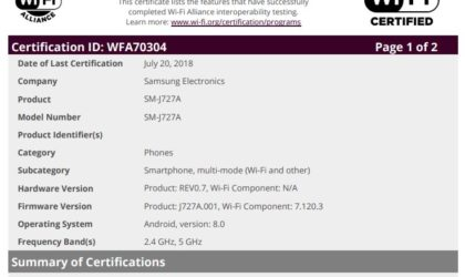 AT&T, T-Mobile and other Galaxy J7 handsets to receive Android Oreo update next month perhaps