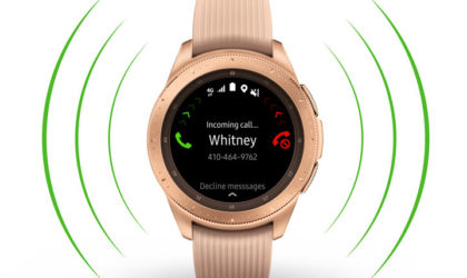 Verizon releases Galaxy Watch update that improves Bluetooth performance