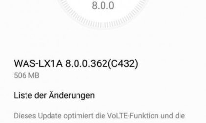 Android Oreo update begins rolling out to Huawei P10 Lite and Mate 10 Lite in Europe