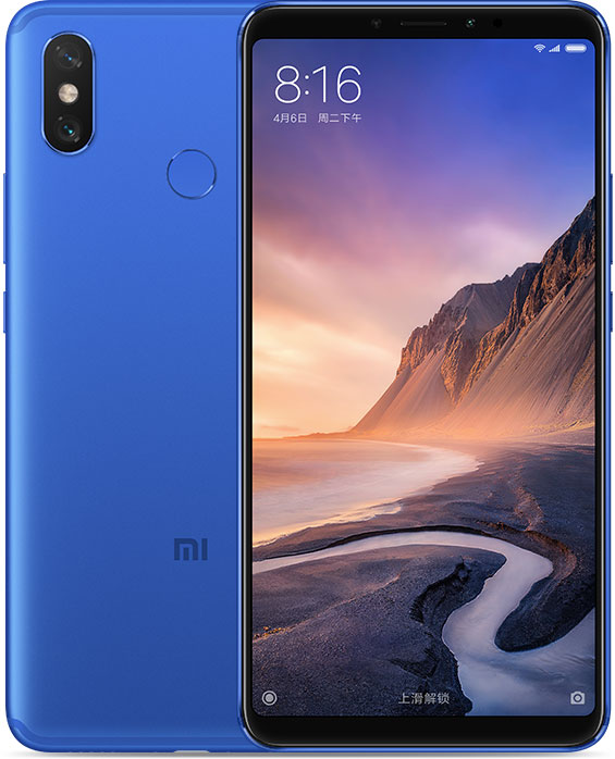 Image result for xiaomi mi max 3 display