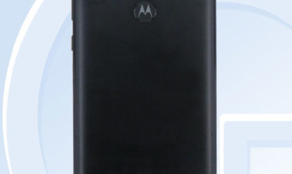 Moto One Power specs leak out at TENAA