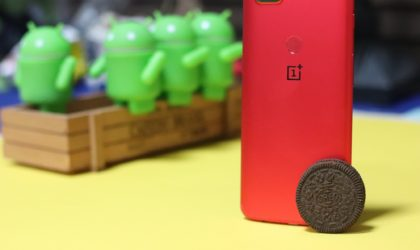 """Latest OxygenOS updates add Google Lens support and address """"oil painting effect"""" on OnePlus 5 and 5T"""