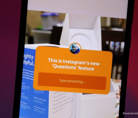 How to get the 'Questions' Sticker on Instagram Stories