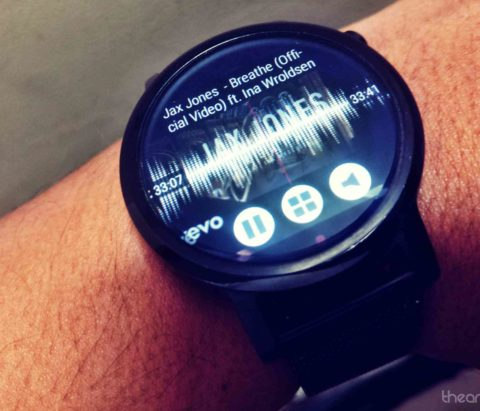 How to use your Android smartwatch as a Bluetooth music player