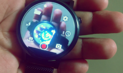 How to use your phone and smartwatch as a spy camera with Wear Camera