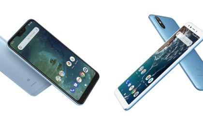 Xiaomi Mi A2 and Mi A2 Lite are now official