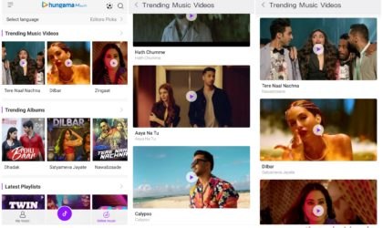 Xiaomi's Mi Music app now tells you about trendy music videos