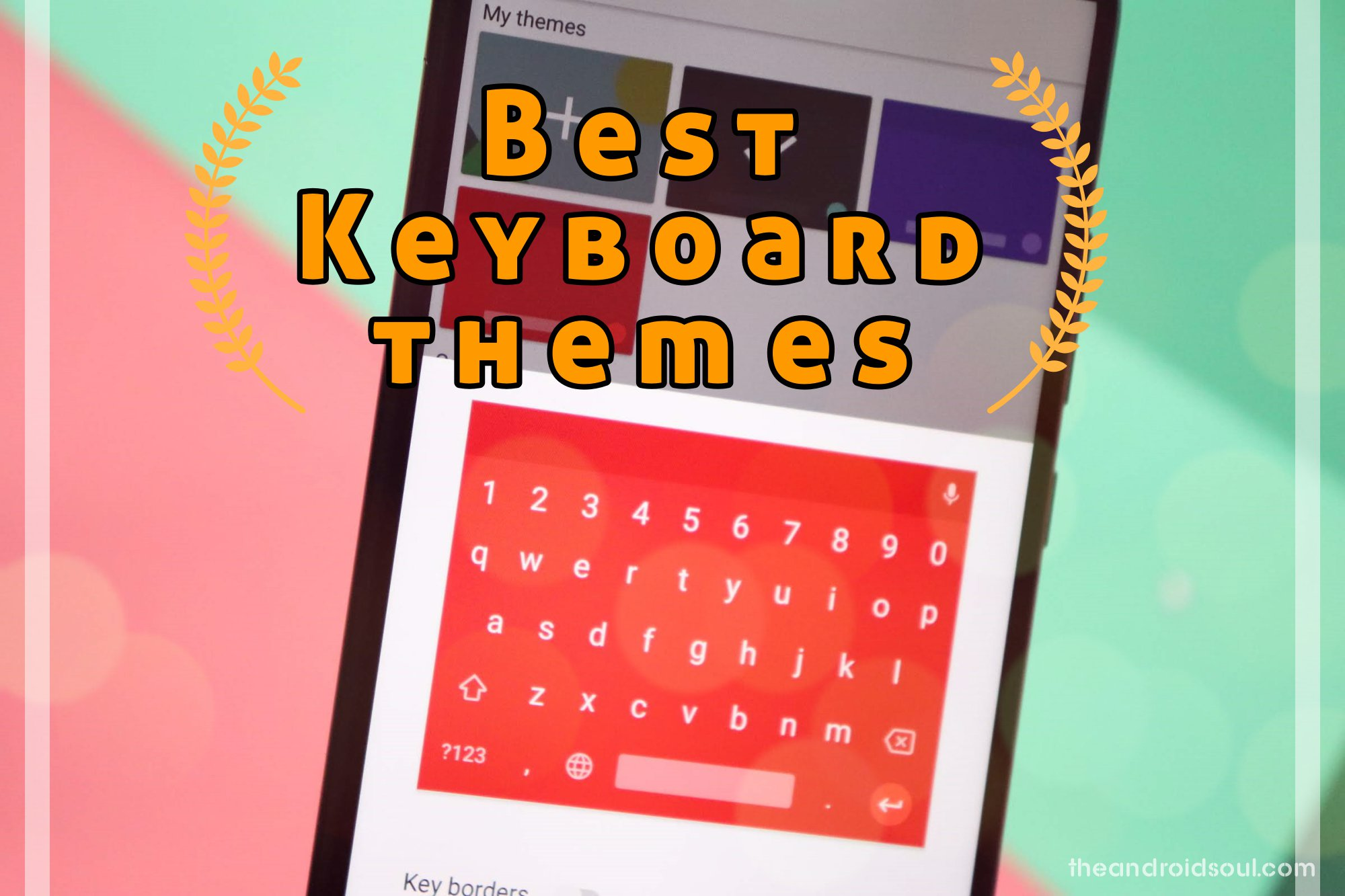 best-keyboard-themes
